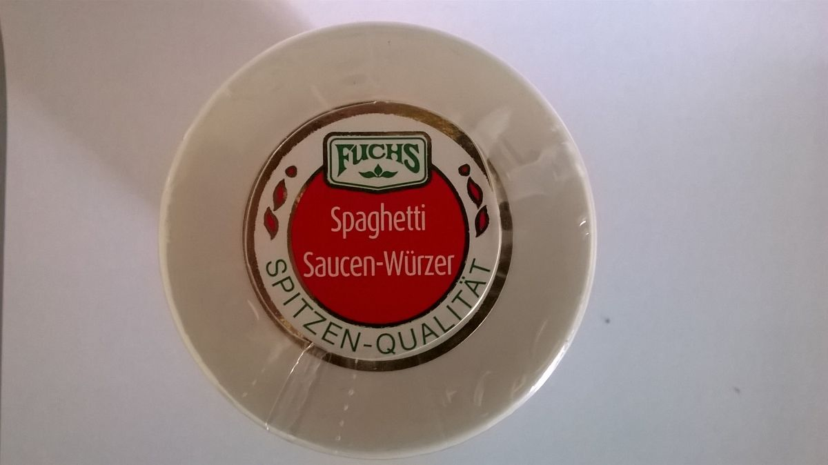 Koření na omáčku na špagety 70 g